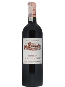 Chateau Grand Pontet 2010 Saint-Emilion Grand Cru Classe