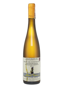 Gewurztraminer Grand Cru Furstentum Vendanges Tardives 2014 Albert Mann