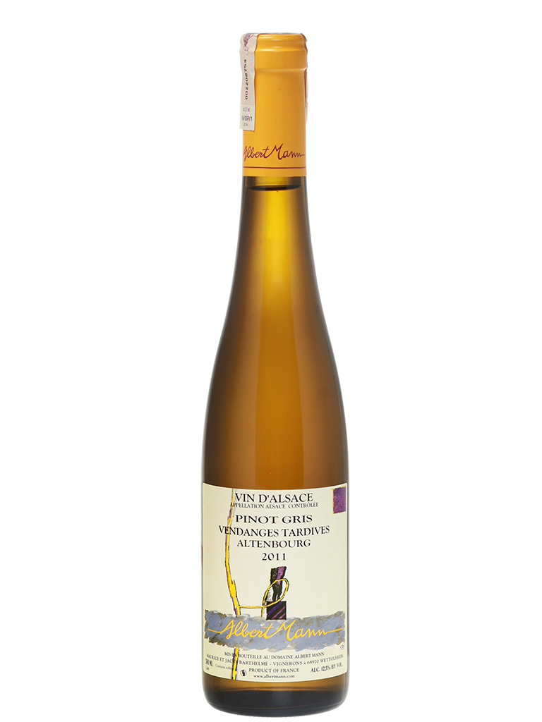 Pinot Gris Altenbourg Vendanges Tardives 2011 Albert Mann