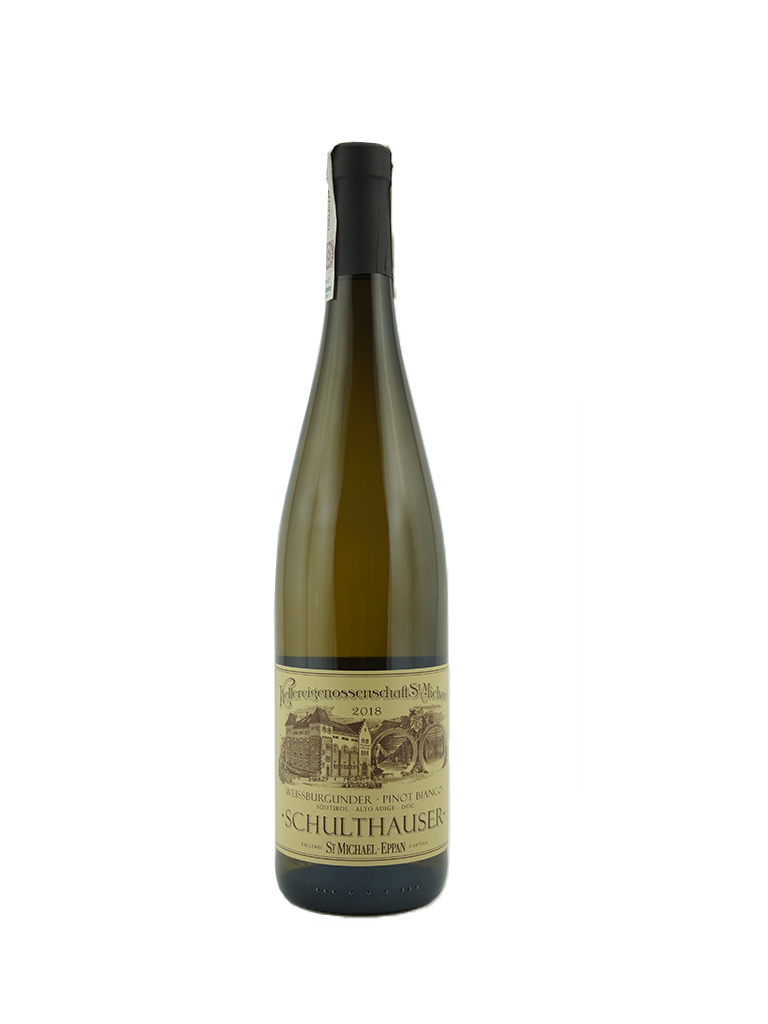 Pinot Bianco Schulthauser 2019 Eppan